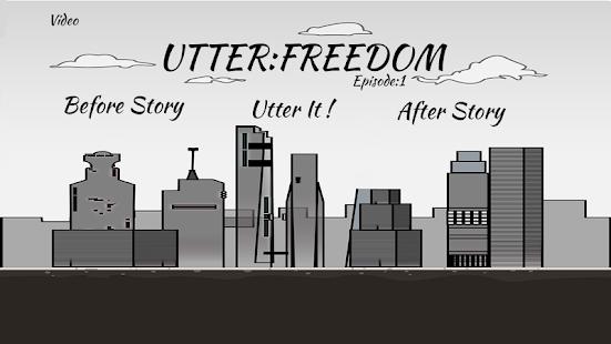 Utter:Freedom - náhled