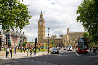 Photo: Big Ben and it's environment