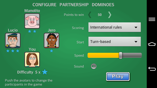 Partnership Dominoes  screenshots EasyGameCheats.pro 4