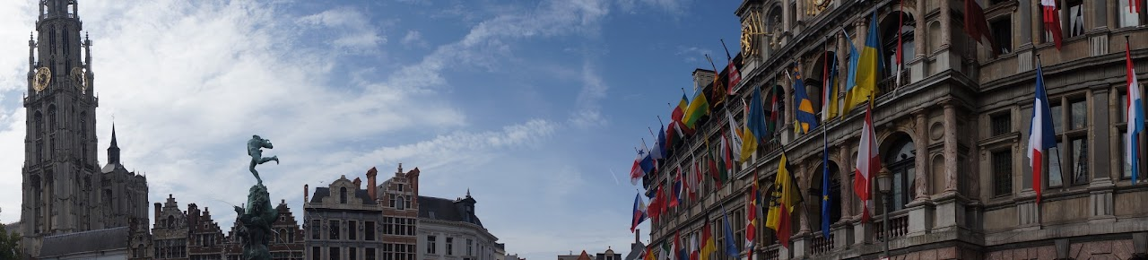 Antwerpen, Belgium (2014)