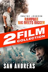 Rampage: Big Meets Bigger / San Andreas 2 Film Collection