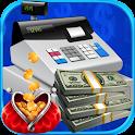 Cash Register & ATM Simulator icon