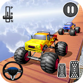 Transform Race, Monster Truck, Car, ATV Bike, Jeep
