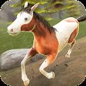 Wild Horses Race Field icon