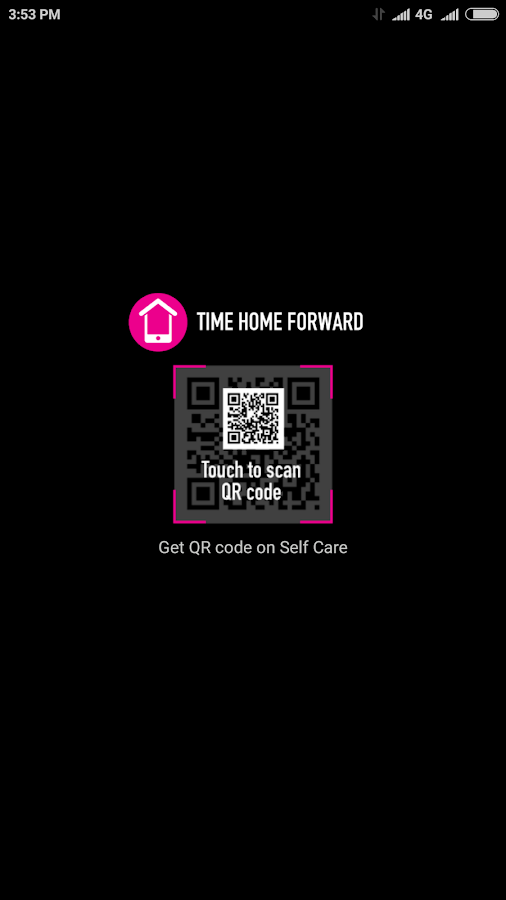 TIME Home Forward- screenshot