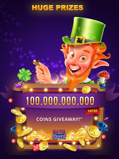 Baba Wild Slots - Slot machines Vegas Casino Games apkpoly screenshots 10