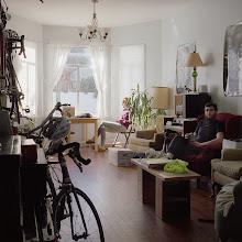 Photo: title:Lia Wilson + Noah Krell, San Francisco, California date: 2013 relationship: friends, art, met through Amanda Hollander years known: Noah 10-15, Lia 0-5