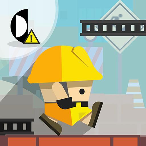 休闲の労働者 ラン LOGO-記事Game