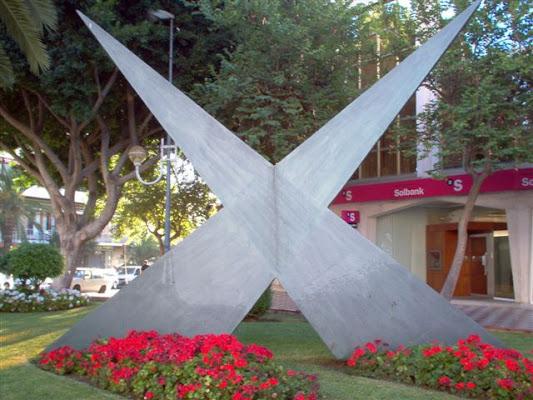 La X di Torremolinos di gughi