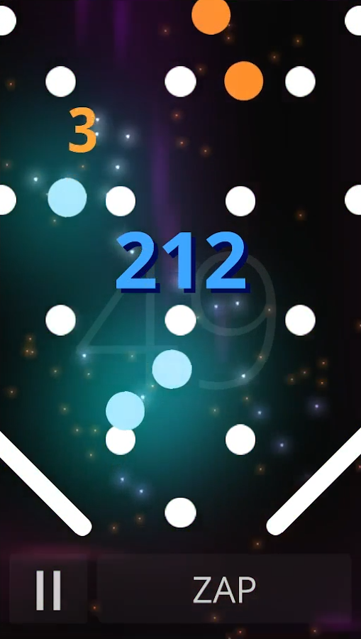 Zap Ball- screenshot