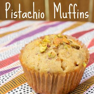 Pistachio Muffins.