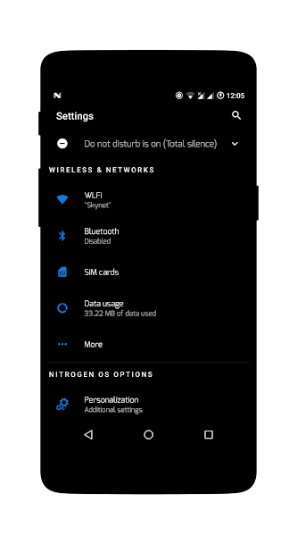 Kuro Substratum Theme v1.6 [Patched]