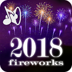 Fireworks Live Wallpaper HD Icon