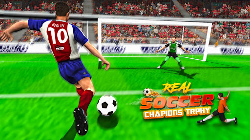 Real Soccer Star - Champions Trophy