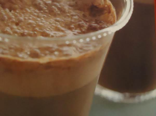 Great Low Calorie Chocolate Malted Milk Shake