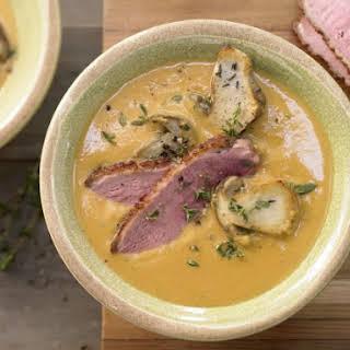 Pureed Lentil Soup.