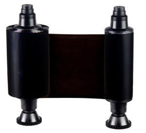 Färgband svart