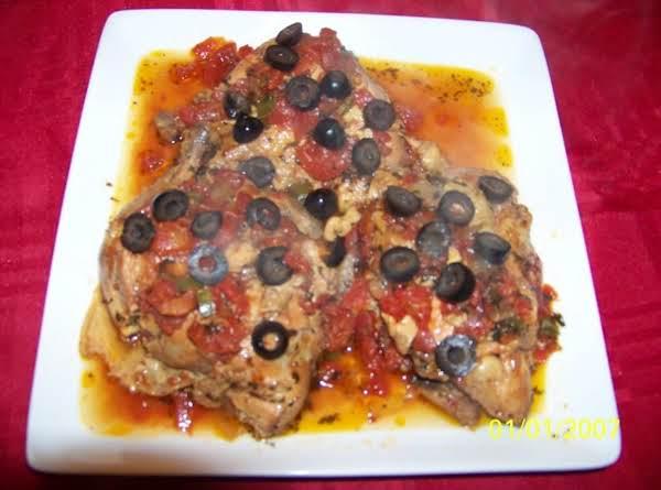 Chicken De Provence