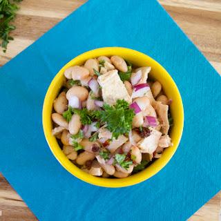 Simple and Light White Bean Tuna Salad