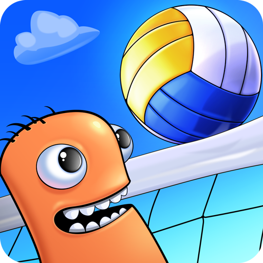 体育竞技のVolleyball Hangout LOGO-記事Game