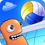Volleyball Hangout Icon