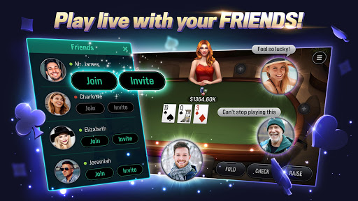 Texas Holdem Poker : House of Poker screenshot 3