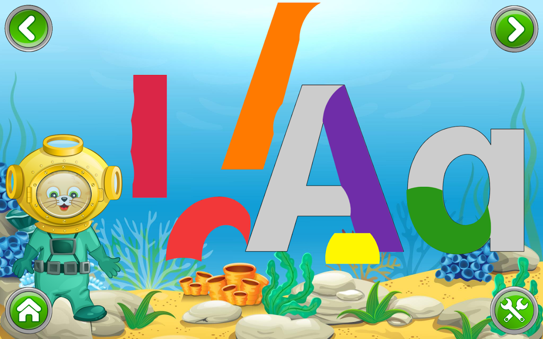 Kids ABC Letters (Lite)- screenshot