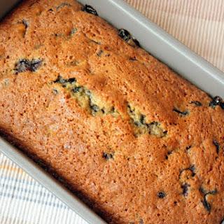 Blueberry-Zucchini Bread
