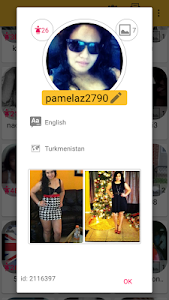 Dating for singles myMobil screenshot 2