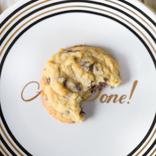 Pudding Mix Chocolate Chip Cookies.