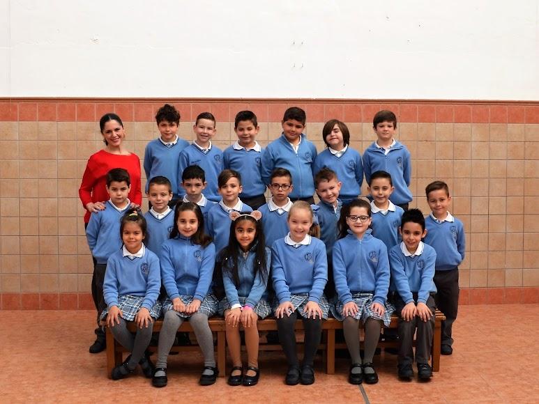Almería. Nuestra Señora del Milagro, 1ºA