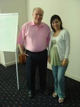 Photo: Ing. Azeneth Sevilla, Gerente de Organización y Compensaciones de FEMSA Insumos Estratégicos