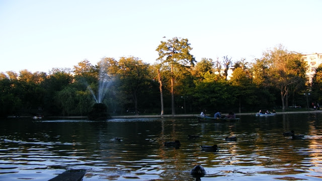 What to do in Bucharest parks