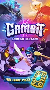 Gambit – Real-Time PvP Card Battler 1