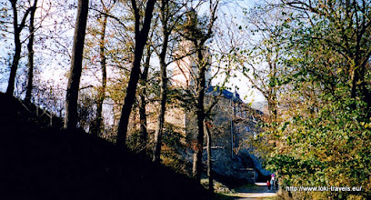 Photo: Oktober 2003. Pansfelde. Falkenstein.