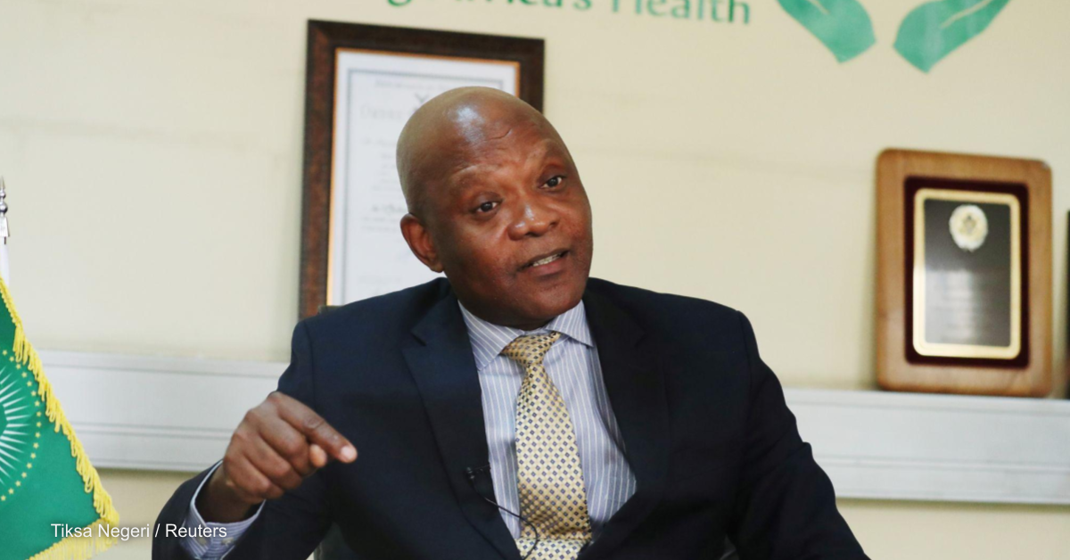 Q&A: Build 'better, bolder, and bigger' health systems, says Africa CDC