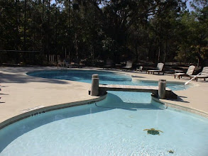 Photo: The Pool at the Lodge
