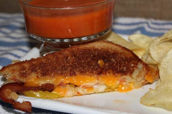 Grilled Cheese Supreme