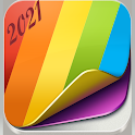 Wallpaper 2021 icon