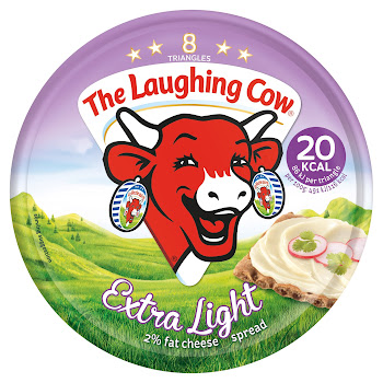 The Laughing Cow Extra Light Low Fat Cheese Spread