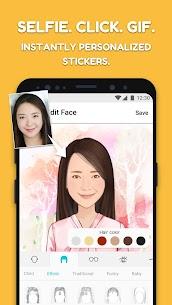 MomentCam Cartoons & Stickers 5.2.01 Unlocked MOD APK Android 1