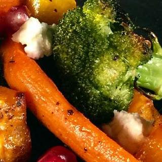 Fall Roasted Vegetable Medley Recipe