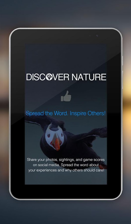 Discover Nature- screenshot