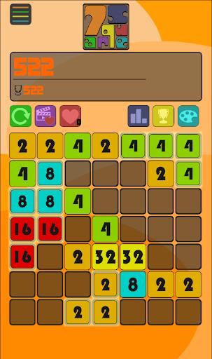 7 Square - Merge Numbers 7Square_1.10 screenshots 2