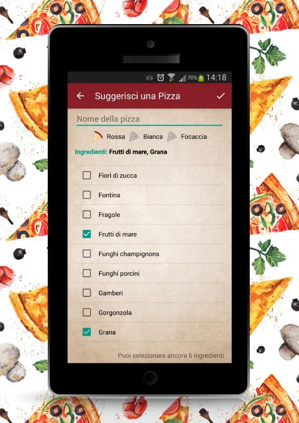 Gira la Pizza – Screenshot