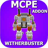 Add-on Witherbuster for MCPE