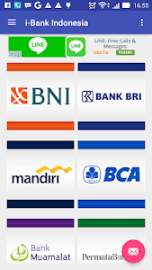 i-Bank Indonesia screenshot 1