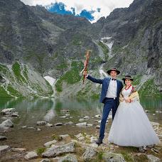 Wedding photographer Michał Wiśniewski (michalwisniewski). Photo of 26.02.2018