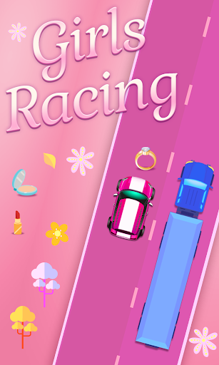 Girls Racing - Fashion Car Race Game For Girls  screenshots 12