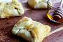 Cream Cheese And Honey Turnovers Recipe